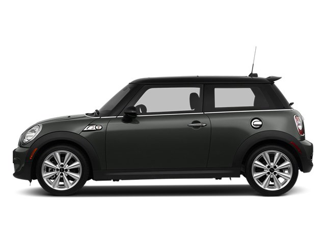 2013 MINI Cooper Hardtop S Turbocharged Front Wheel Drive Keyless Start Power Steering 4-Wheel