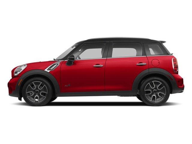 2013 MINI Cooper Countryman S ALL4 DUAL PANE PANORAMIC SUNROOF Turbocharged All Wheel Drive Keyl