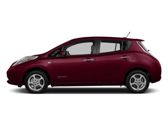 2013 Nissan LEAF  Electric Motor Keyless Start Front Wheel Drive Power Steering 4-Wheel Disc Br