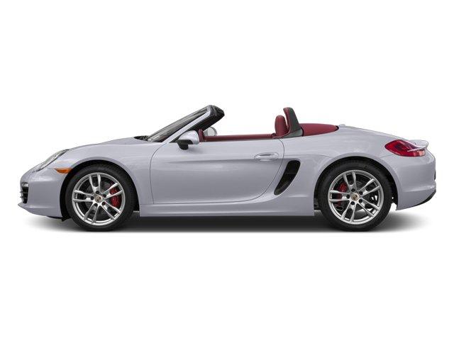 2013 Porsche Boxster S Rear Wheel Drive Power Steering 4-Wheel Disc Brakes Tires - Front Perform