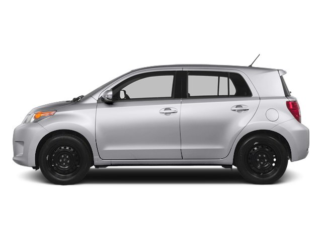 2013 Scion xD Hatchback Front Wheel Drive Power Steering Front DiscRear Drum Brakes Tires - Fro