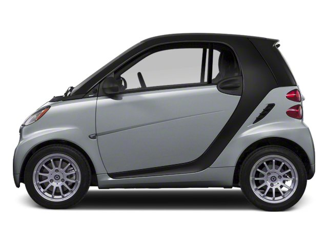 2013 Smart fortwo Passion ELECTRIC PWR STEERING GREY MATTE HEATED SEATS Rear Wheel Drive Manual