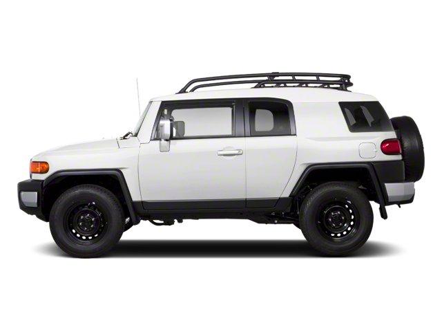 2013 Toyota FJ Cruiser  Four Wheel Drive Power Steering 4-Wheel Disc Brakes Steel Wheels Tires