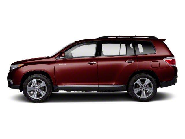 2013 Toyota Highlander  Front Wheel Drive Power Steering 4-Wheel Disc Brakes Aluminum Wheels Ti