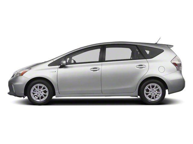 2013 Toyota Prius v V Keyless Start Front Wheel Drive Power Steering 4-Wheel Disc Brakes Alumin