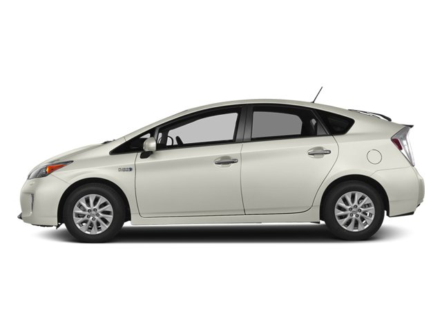 2013 Toyota Prius Plug-In 5d Hatchback Keyless Start Front Wheel Drive Power Steering 4-Wheel Di