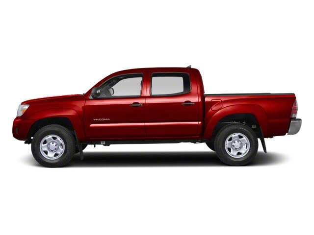 2013 Toyota Tacoma DBL CAB 4WD V6 AT LockingLimited Slip Differential Four Wheel Drive Power Ste