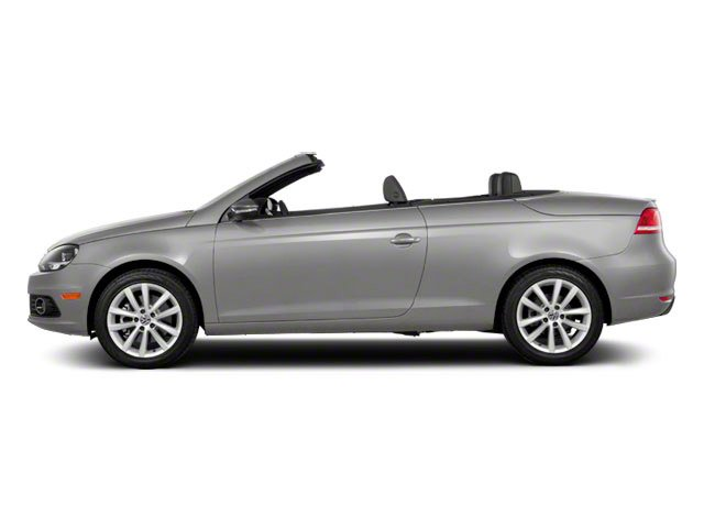 2013 Volkswagen Eos  Turbocharged Front Wheel Drive Power Steering 4-Wheel Disc Brakes Temporar