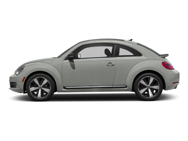 2013 Volkswagen Beetle Coupe 20T Turbo Turbocharged Front Wheel Drive Traction Control Power St