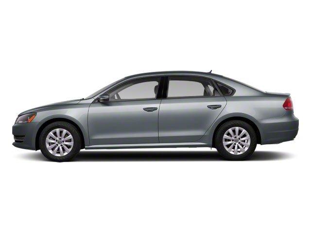 2013 Volkswagen Passat  Front Wheel Drive Power Steering 4-Wheel Disc Brakes Tires - Front All-S