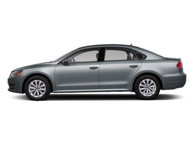 2013 Volkswagen Passat  Turbocharged Front Wheel Drive Power Steering 4-Wheel Disc Brakes Alumi