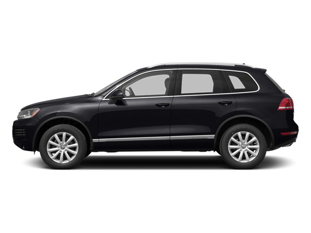 2013 Volkswagen Touareg Sport Four Wheel Drive Power Steering 4-Wheel Disc Brakes Tires - Front