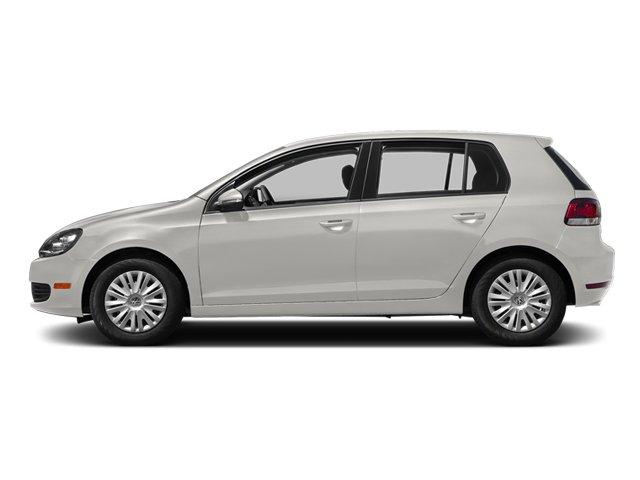 2013 Volkswagen Golf 25L Front Wheel Drive Power Steering ABS 4-Wheel Disc Brakes Wheel Covers