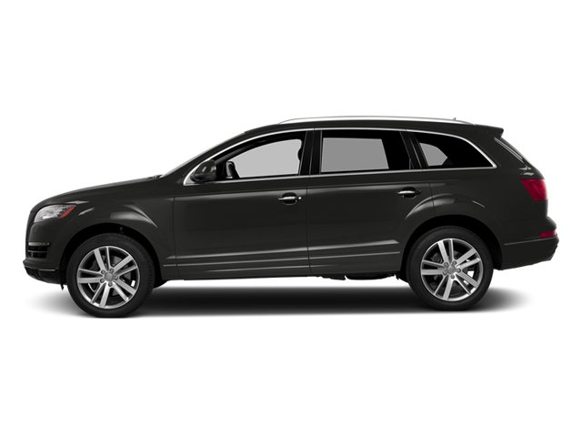 2014 Audi Q7 30T Premium Plus Supercharged All Wheel Drive Power Steering ABS 4-Wheel Disc Bra
