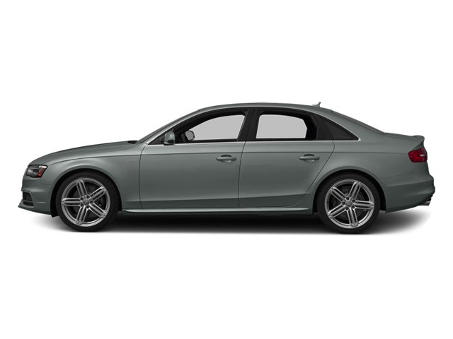2014 Audi S4 Premium Plus Supercharged All Wheel Drive Power Steering ABS 4-Wheel Disc Brakes