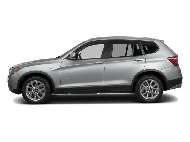2014 BMW X3 xDrive35i COLD WEATHER PACKAGE  -inc Heated Front Seats  Heated Rear Seats  Heated Ste