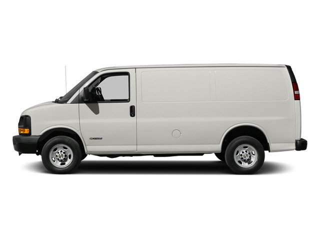 2014 Chevrolet Express Cargo Van EXPRESS ENGINE  VORTEC 43L V6 MFI  195 hp 1454 kW  4600 rpm