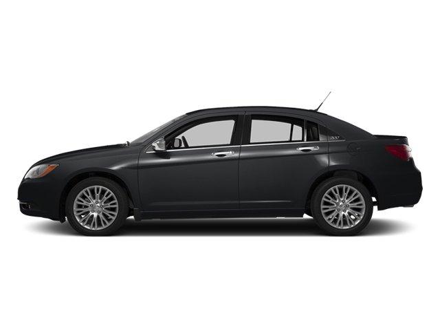2014 Chrysler 200 LX Front Wheel Drive Power Steering ABS 4-Wheel Disc Brakes Brake Assist Ste