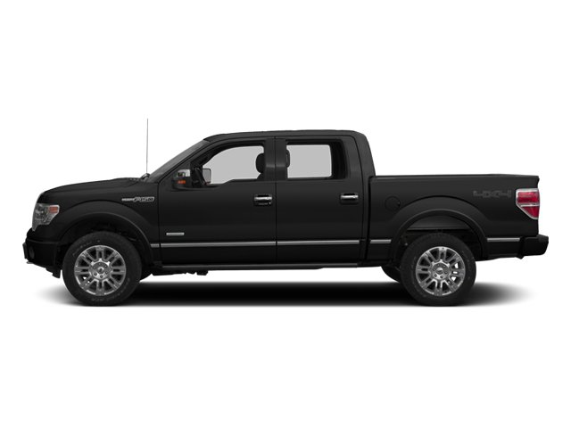 2014 Ford F-150 Platinum 5.0 L V 8