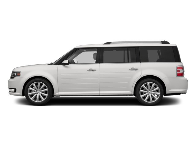 2014 Ford Flex SEL VOICE-ACTIVATED NAVIGATION SYSTEM EQUIPMENT GROUP 202A  -inc Adjustable Pedals