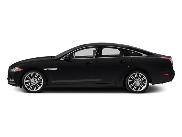 2014 Jaguar XJ  CARBON FIBER VENEER TRIM Supercharged Rear Wheel Drive Air Suspension Active Su