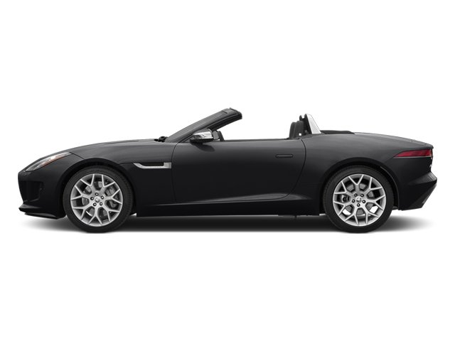 2014 Jaguar F-TYPE V6 Supercharged Rear Wheel Drive Power Steering ABS 4-Wheel Disc Brakes Bra