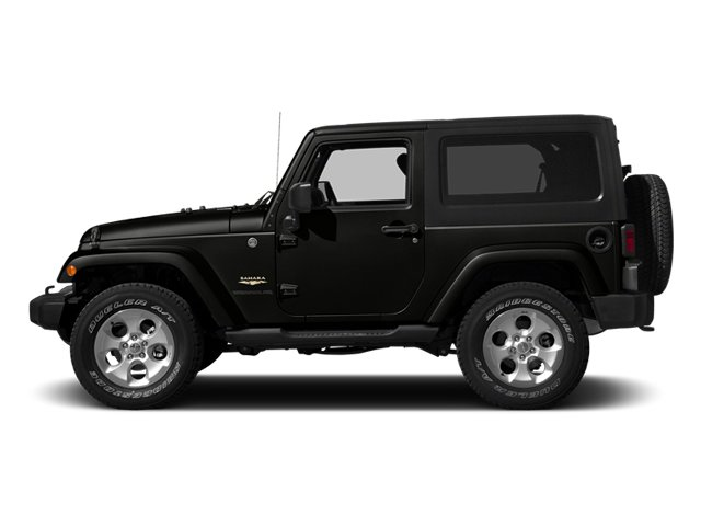 2014 Jeep Wrangler  Four Wheel Drive Power Steering ABS 4-Wheel Disc Brakes Brake Assist Tires