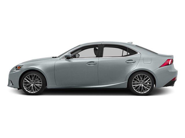 2014 Lexus IS 250 250 Rear Wheel Drive Power Steering ABS 4-Wheel Disc Brakes Brake Assist Alu