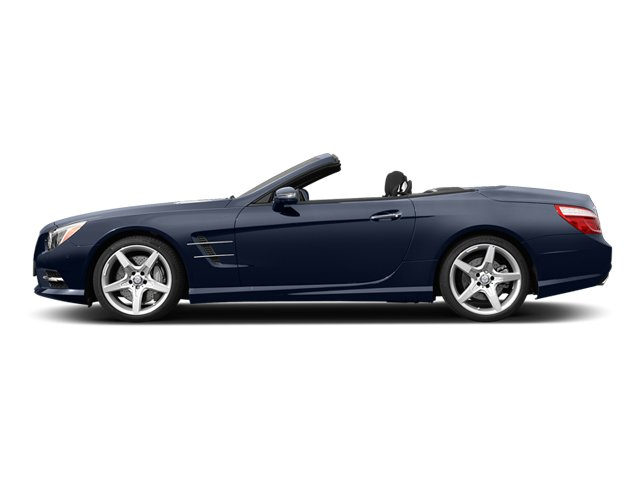 2014 Mercedes SL-Class SL550 Roadster Turbocharged Rear Wheel Drive Active Suspension Power Stee