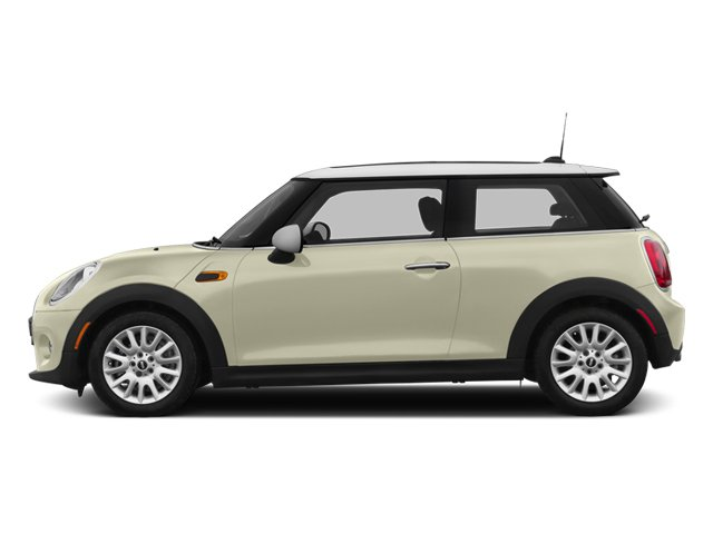 2014 MINI Cooper Hardtop S Turbocharged Front Wheel Drive Power Steering ABS 4-Wheel Disc Brake