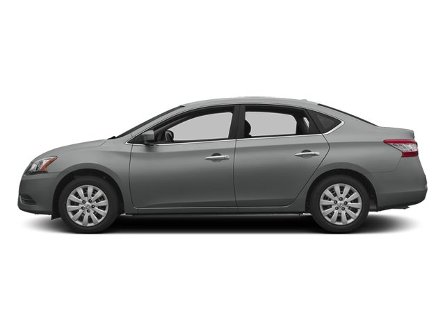 2014 Nissan Sentra  Front Wheel Drive Power Steering ABS Front DiscRear Drum Brakes Brake Assi