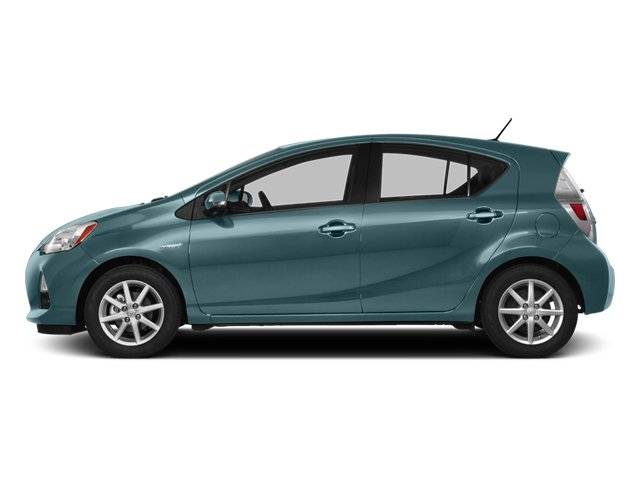 2014 Toyota Prius c Four Front Wheel Drive Power Steering ABS Front DiscRear Drum Brakes Brake
