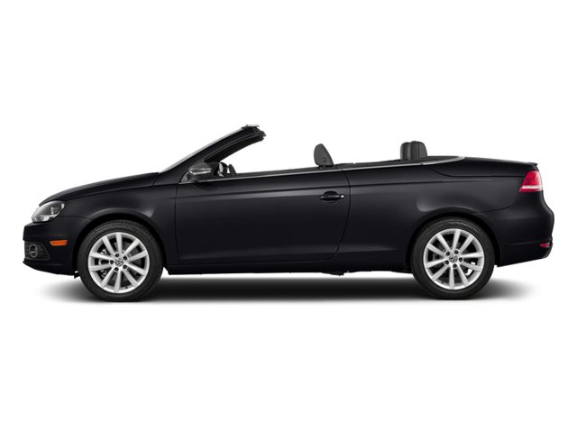2014 Volkswagen Eos  Turbocharged Front Wheel Drive Power Steering ABS 4-Wheel Disc Brakes Bra