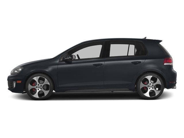 2014 Volkswagen GTI  Turbocharged Front Wheel Drive Power Steering ABS 4-Wheel Disc Brakes Bra