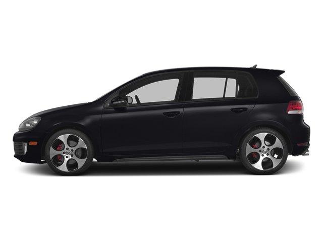 2014 Volkswagen GTI Wolfsburg Edition Turbocharged Front Wheel Drive Power Steering ABS 4-Wheel