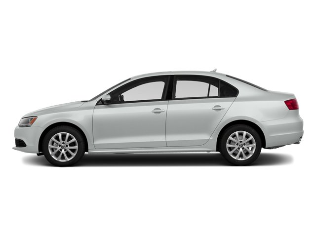 2014 Volkswagen Jetta Sedan SE Turbocharged Front Wheel Drive Power Steering ABS 4-Wheel Disc B