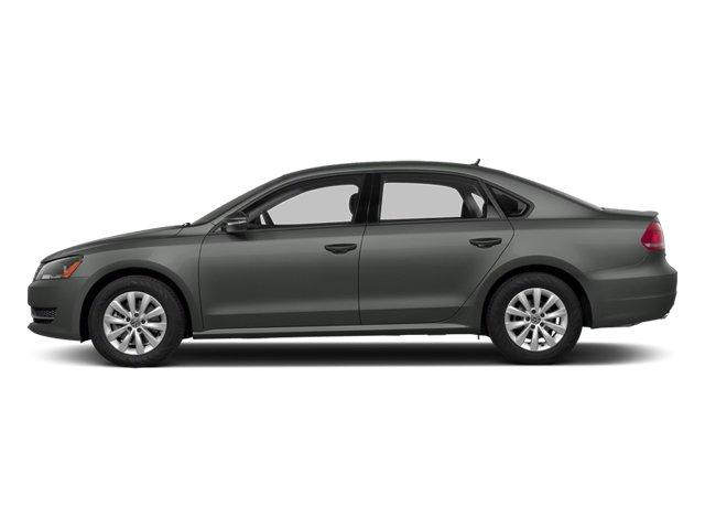 2014 Volkswagen Passat  Turbocharged Front Wheel Drive Power Steering ABS 4-Wheel Disc Brakes