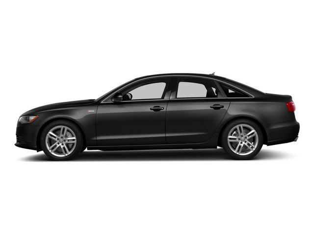 2015 Audi A6 30T Premium Plus Supercharged All Wheel Drive Power Steering ABS 4-Wheel Disc Bra