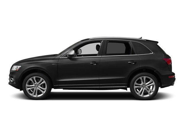 2015 Audi SQ5 Premium Plus Supercharged All Wheel Drive Active Suspension Power Steering ABS 4