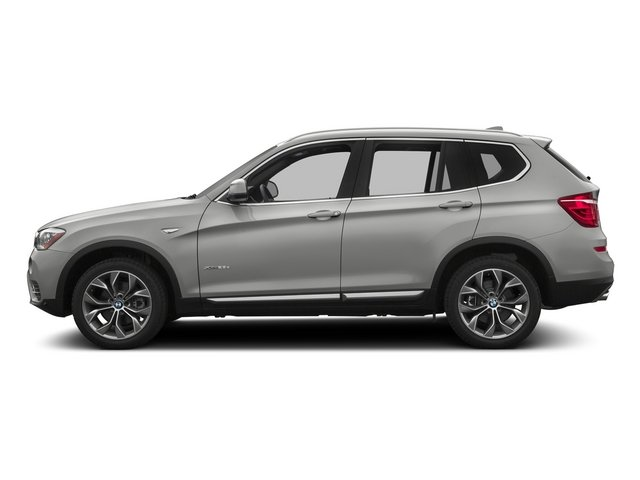 2015 BMW X3 xDrive28i PANORAMIC MOONROOF Turbocharged All Wheel Drive Power Steering ABS 4-Whe