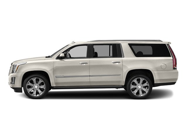 2015 Cadillac Escalade ESV Premium LockingLimited Slip Differential Four Wheel Drive Tow Hitch