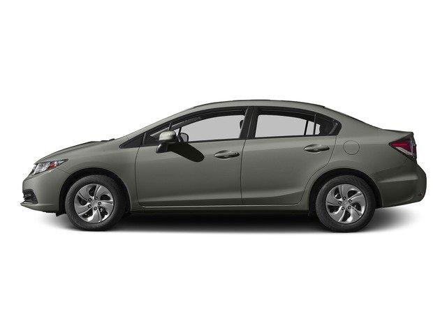 2015 Honda Civic Sedan LX Front Wheel Drive Power Steering ABS Front DiscRear Drum Brakes Brak