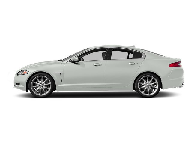 2015 Jaguar XF V6 Portfolio RWD Supercharged Rear Wheel Drive Power Steering ABS 4-Wheel Disc B