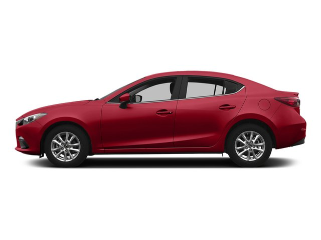 2015 Mazda Mazda3 s Grand Touring SOUL RED METALLIC PAINT CHARGE Front Wheel Drive Power Steering