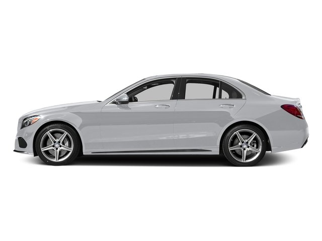 2015 Mercedes C-Class C300 4MATIC Sport Sedan Turbocharged All Wheel Drive Power Steering ABS 4