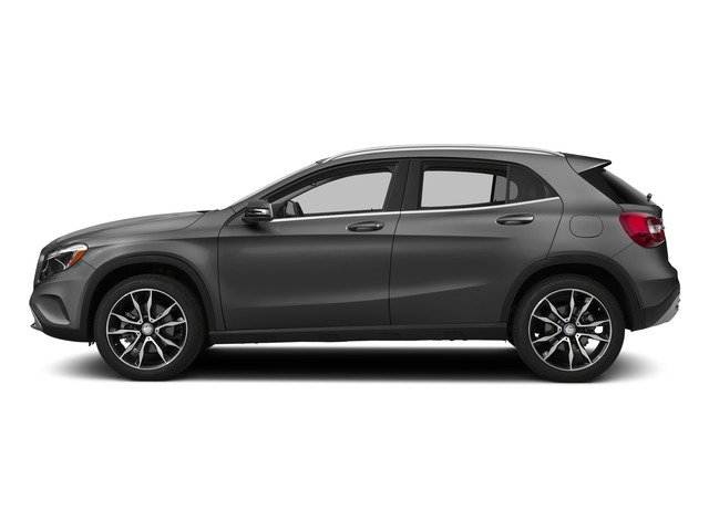 2015 Mercedes GLA-Class GLA250 4MATIC Turbocharged All Wheel Drive Power Steering ABS 4-Wheel D