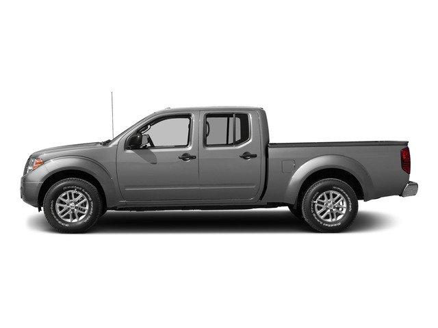 2015 Nissan Frontier SV 4WD Crew Cab SWB Auto SV Regular Unleaded V-6 4.0 L/241