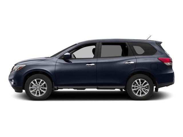 2015 Nissan Pathfinder Platinum 4WD 4dr Platinum Regular Unleaded V-6 3.5 L/213