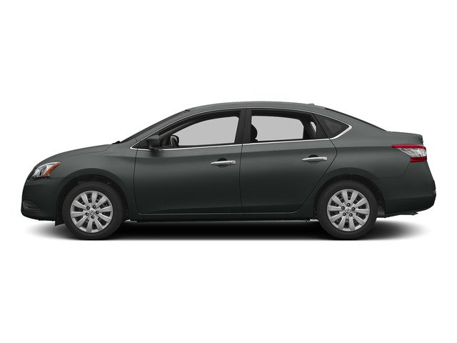 2015 Nissan Sentra S 4dr Sdn I4 Manual S Regular Unleaded I-4 1.8 L/110