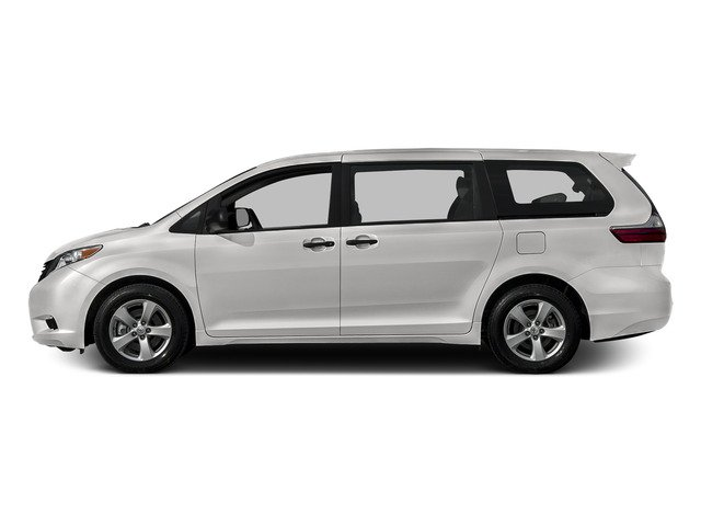 2015 Toyota Sienna LE Front Wheel Drive Power Steering ABS 4-Wheel Disc Brakes Brake Assist Al